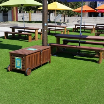 Synthetic Grass for Events