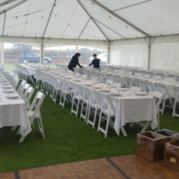 Synthetic Grass for Weddings